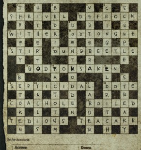 Crossword1A
